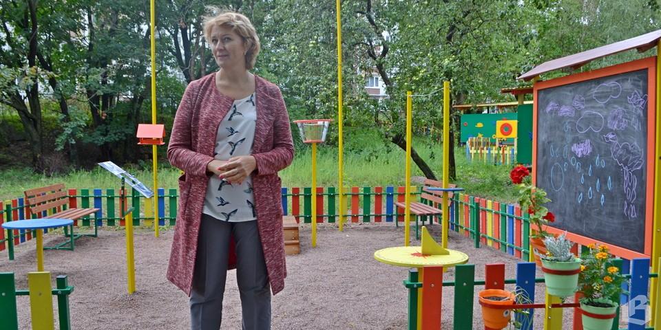 Метеостанция детского сада №32