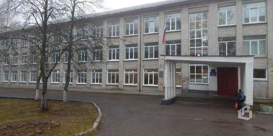 Нынешнее здание школы построено в 1963 году